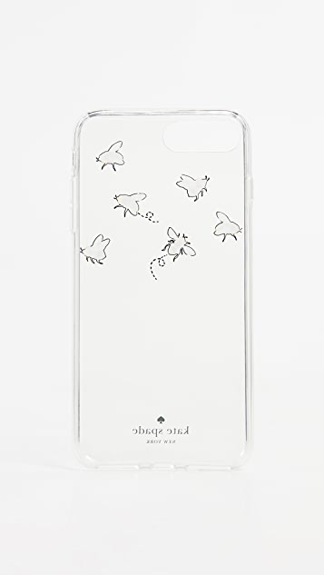 Kate Spade New York Stick To It Iphone 8 Case with Card Pocket
