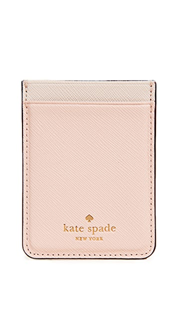 Kate Spade New York Phone Double Sticker Pocket