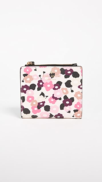 Kate Spade New York Hyde Lane Floral Adalyn Pouch