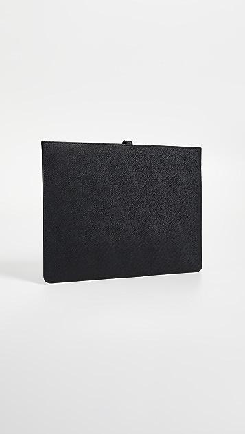 Kate Spade New York 13 Inch Saffiano Slim Laptop Sleeve