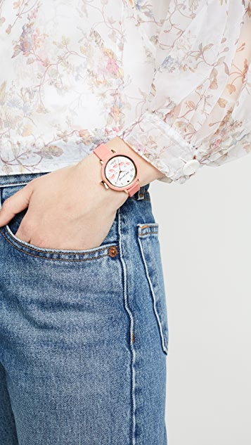 Kate Spade New York Flamingo Watch, 35mm