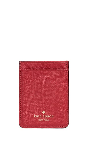Kate Spade New York Double Sticker Pocket