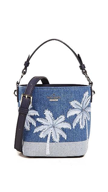 Kate Spade New York Denim Pippa Bucket Bag