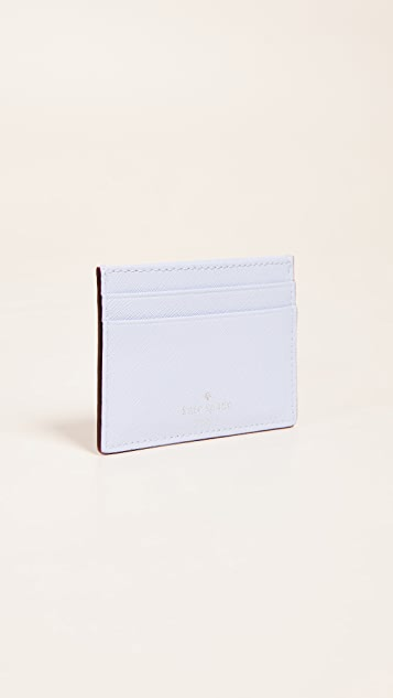 Kate Spade New York California Dreaming Card Holder
