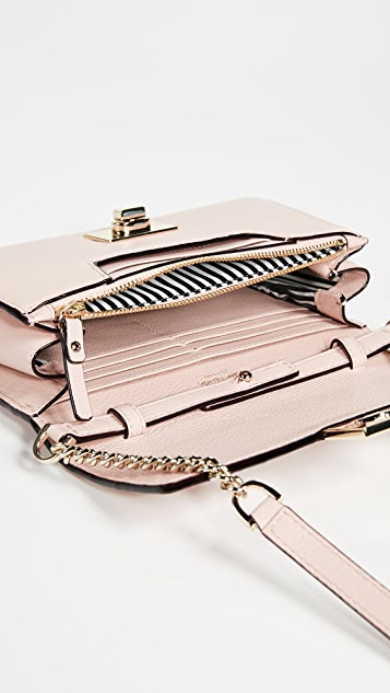 Kate Spade New York Corin Wallet on a Chain