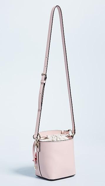 Kate Spade New York Flamingo Pippa Bucket Bag