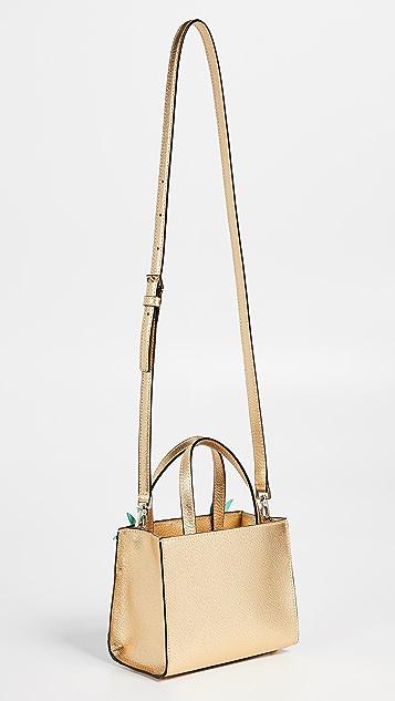 Kate Spade New York Sam Flamingo Small Tote Bag