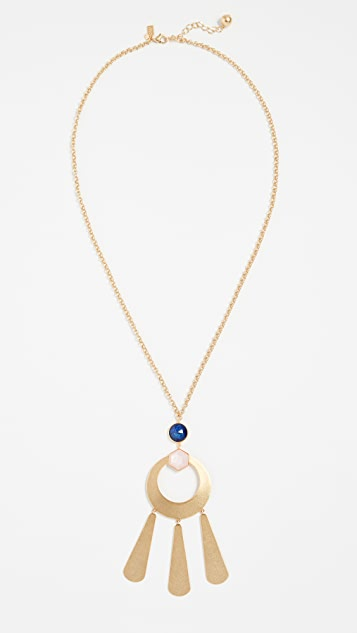 Kate Spade New York Sunshine Stones Pendant Necklace