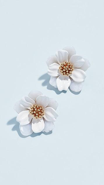 Kate Spade New York Floral Mosaic Studs Earrings