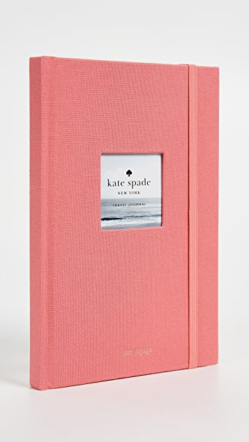 Kate Spade New York Bon Voyage Travel Journal