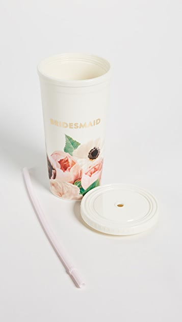 Kate Spade New York Bridesmaid Insulated Tumbler