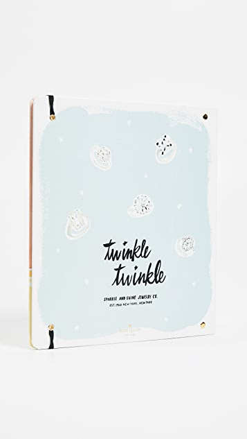 Kate Spade New York Mrs. Magazine Bridal Planner