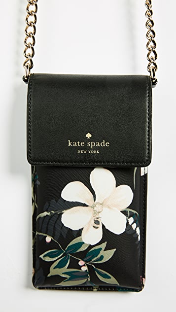 Kate Spade New York Botanical North South Phone Cross Body Case