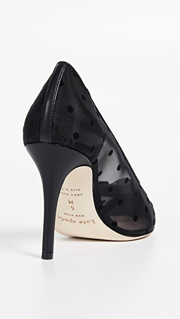 Kate Spade New York Lasalle Point Toe Pumps