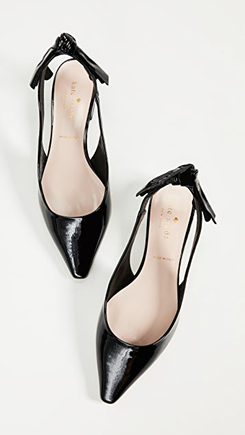 Kate Spade New York Lucia Slingback Pumps