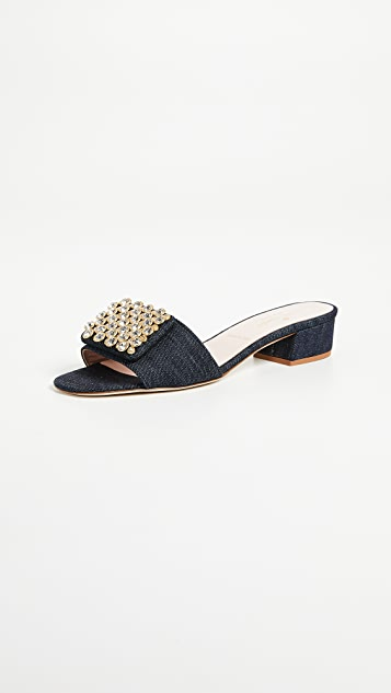 Kate Spade New York Mazie Block Heel Sandals