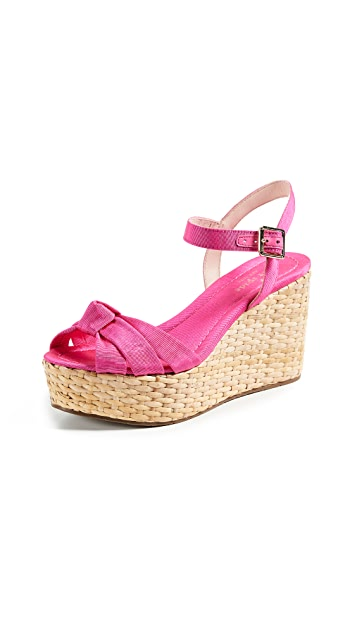 Kate Spade New York Tilly Strappy Wedges