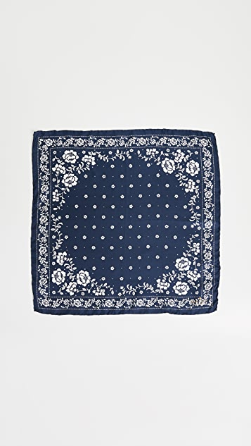 Kate Spade New York Silk Bandana