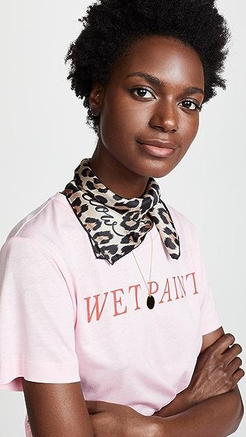 Kate Spade New York Leopard Bandana