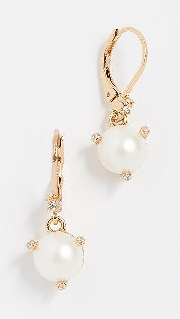 Kate Spade New York Leverbacks Earrings