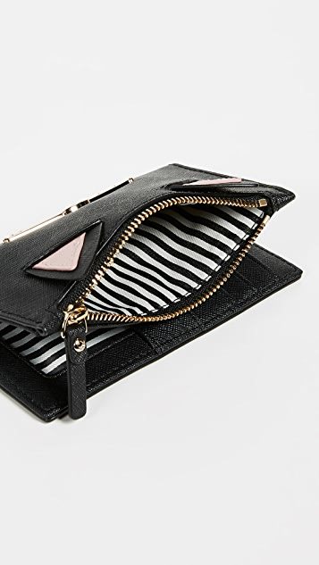 Kate Spade New York Cat's Meow Mikey Cat Wallet