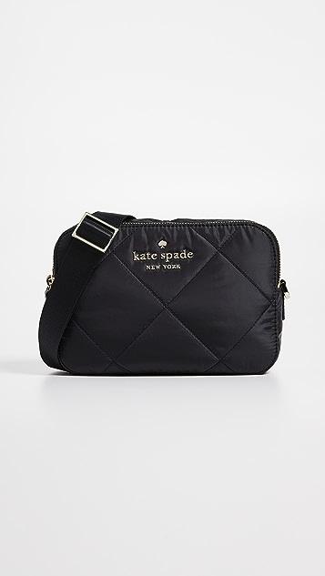 Kate Spade New York Watson Lane Quilted Amber Camera Bag Shopbop