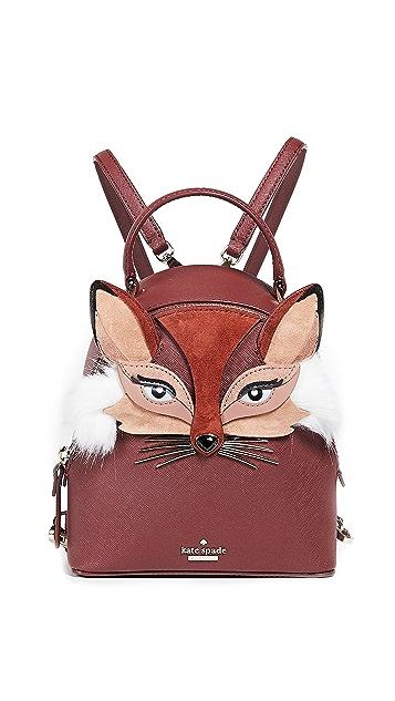Kate Spade New York Рюкзак So Foxy Fox Binx