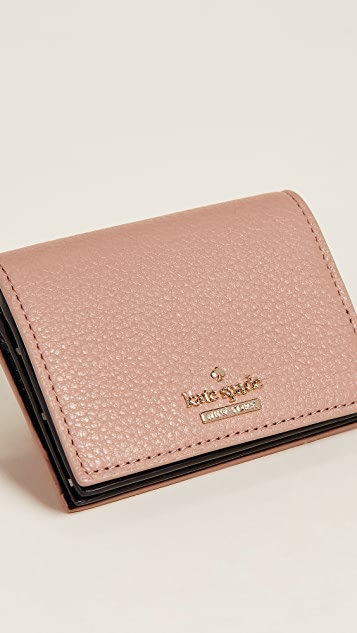 Kate Spade New York Blake Street Dot Annabella Card Case
