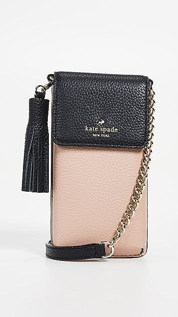 db5c47e02c09 Kate Spade New York North South Phone Crossbody Bag | SHOPBOP