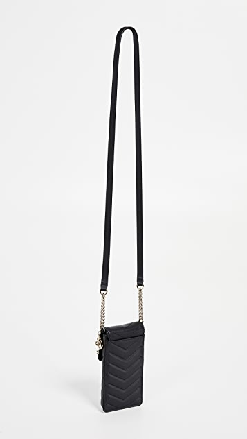 Kate Spade New York Quilted Phone Cross Body Bag