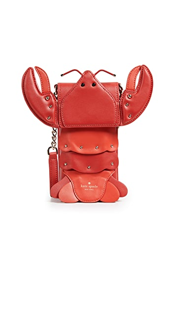 Kate Spade New York Lobster North South Cross Body Bag