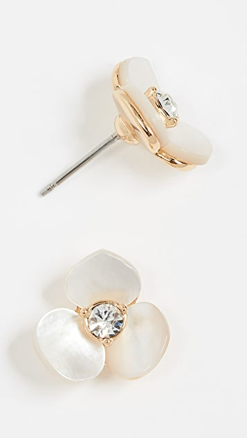 Kate Spade New York Flower Studs