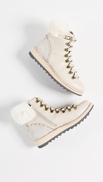 Kate Spade New York Армейские ботинки Maira