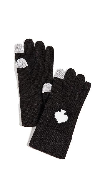 Kate Spade New York Spade Tech Gloves