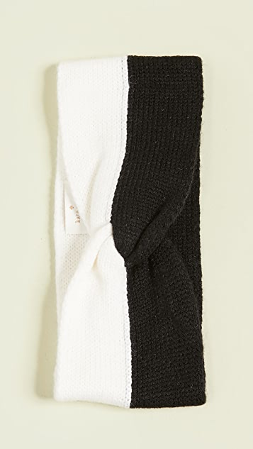Kate Spade New York Striped Headband