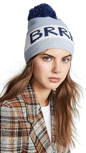 Kate Spade New York BRRR Beanie Hat