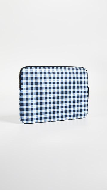Kate Spade New York Gingham Universal Laptop Sleeve