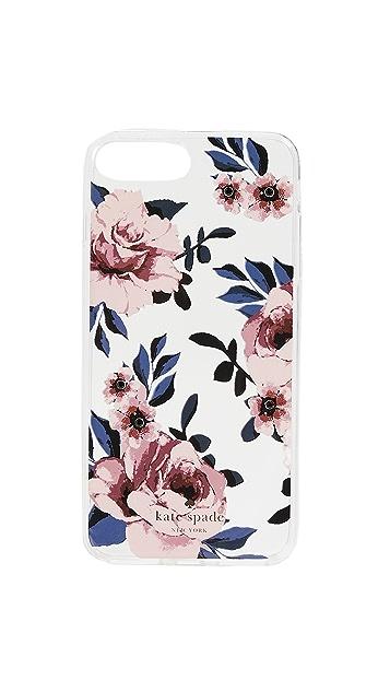 Kate Spade New York Prairie Rose iPhone 7 Plus / 8 Plus Case