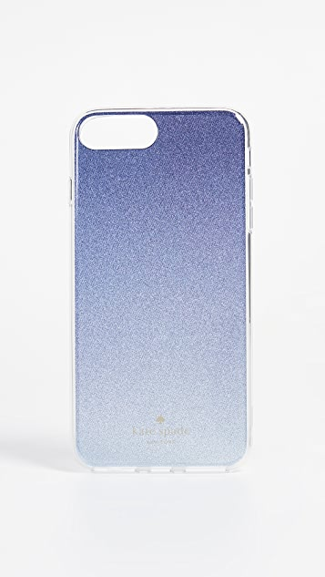 Kate Spade New York Glitter Ombre iPhone 7 Plus / 8 Plus Case