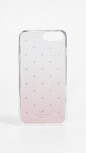Kate Spade New York Glitter Dot iPhone 7 Plus / 8 Plus Case