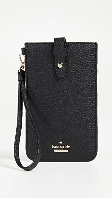 Kate Spade New York Universal Pebbled Phone Sleeve