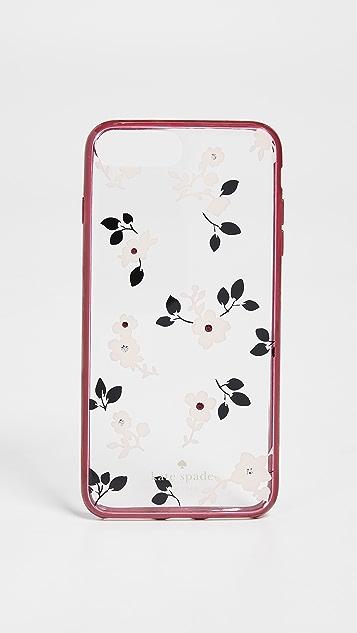 huge discount 1b688 b02c3 Jeweled Camellia iPhone 8 Plus Case