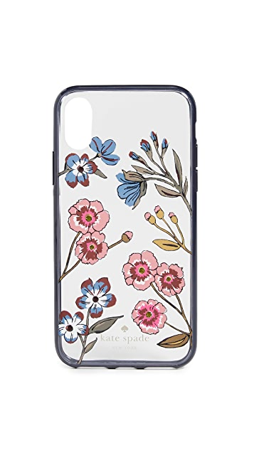 Kate Spade New York Jeweled Meadow iPhone X / XS Case