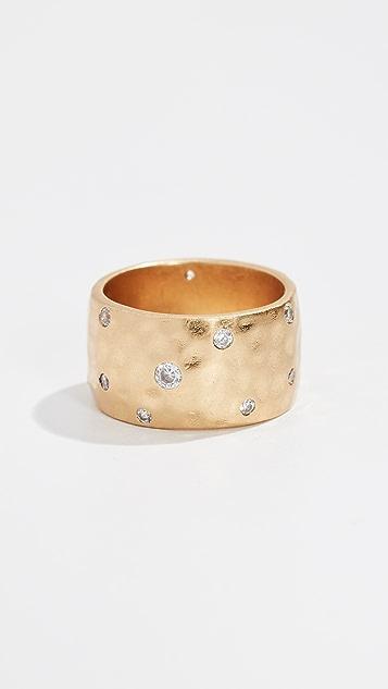 Kate Spade New York Elegant Edge Cigar Ring