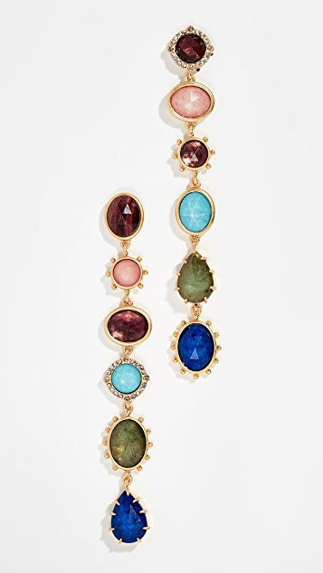 263b2ff69 Kate Spade New York Perfectly Imperfect Linear Earrings | SHOPBOP