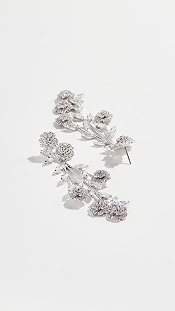 Kate Spade New York That Special Sparkle Statement Earrings
