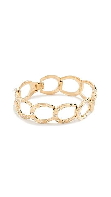 Kate Spade New York Wild Ones Horseshoe Link Bracelet