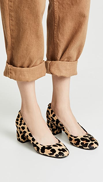 Kate Spade New York Beverly Leopard Pumps