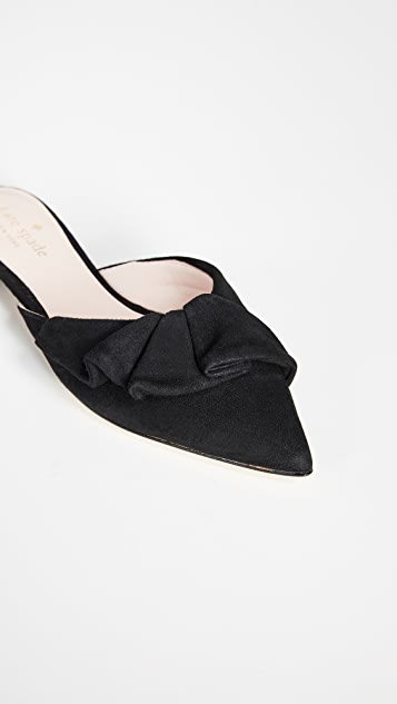 Kate Spade New York Fayrn Point Toe Mules