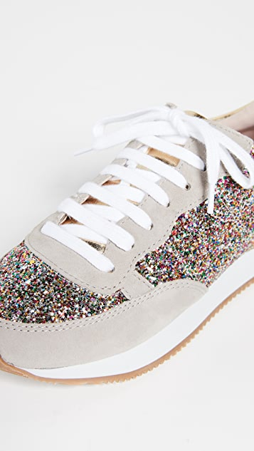 Kate Spade New York Felicia Lace Up Sneakers